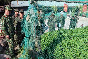 Lính công binh nơi đầu sóng