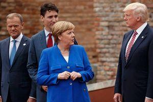 Bất đồng thương mại bao trùm thượng đỉnh G7