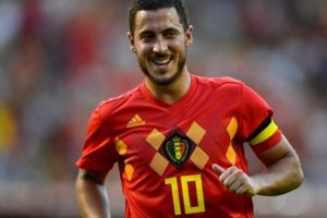 Hazard trở về đúng đẳng cấp, Bỉ đè bẹp Ai Cập 3 bàn không gỡ