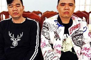 Bắt giữ hai đối tượng người nước ngoài bị truy nã quốc tế