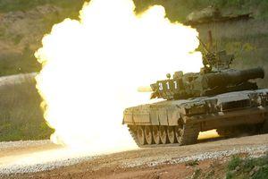 Khám phá 'tăng phản lực' T-80BVM tác chiến ở Bắc Cực