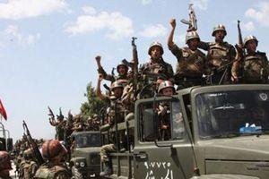 Quân đội Syria xuất binh tận diệt IS ở sa mạc Badiyeh