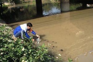 Thanh Hóa cấp phép cho DN Trung Quốc xả thải vào nguồn nước sông Cầu Hạc