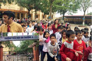 Hôm nay xét xử thầy giáo dâm ô nhiều học sinh tại trường Tiểu học An Thượng A