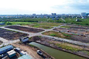 Thị trường đất nền bắt đầu giai đoạn phân hóa