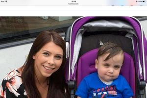 Chuyện đẹp mạng xã hội: Nữ cảnh sát hiến thận cứu cậu bé 2 tuổi