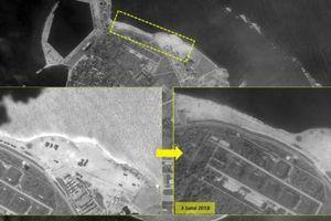 Trung Quốc dời tên lửa khỏi đảo Phú Lâm?