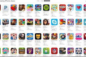 Apple là 'một trong những công ty game lớn nhất trên thế giới' mặc dù không tạo ra game