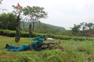 Lập cụm quân sự, quốc phòng để nâng chất lượng huấn luyện
