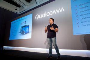 Máy tính Windows 10 dùng chip Snapdragon 850 ra mắt cuối năm nay