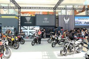 Hàng loạt mô tô 'khủng' xuất hiện tại Triển lãm Vietnam AutoExpo 2018