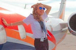 Ngắm nhan sắc của các nữ phi công xinh đẹp nhất thế giới