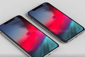 iPhone X Plus đắt đỏ và iPhone 6,1 inch giá rẻ lộ diện