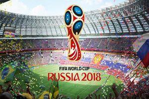 Đài THVN chính thức đạt thỏa thuận với FIFA về bản quyền truyền thông World Cup 2018