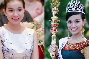 Hoa hậu Thùy Lâm: Thanh xuân sôi nổi, lấy chồng xong sống đời 'ẩn dật'