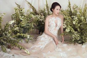 Diện váy trắng tinh khôi, Bảo Thanh khiến fan 'đứng hình'