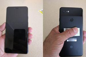 Hình ảnh thực tế Google Pixel 3 XL phiên bản thử nghiệm