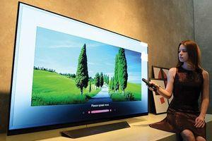 MicroLED và OLED hâm nóng thị trường ti vi