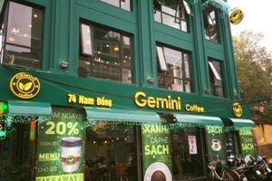 Gặp gỡ cha đẻ chuỗi Gemini Coffee