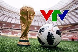 VTV chính thức có bản quyền truyền thông World Cup 2018