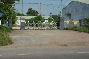 Bắc Giang: Cty ngừng hoạt động, người lao động vật vã đòi quyền lợi