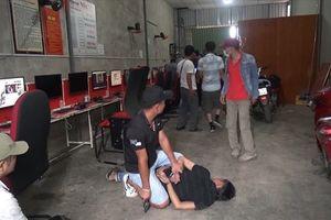 Quảng Trị: Đột kích quán chơi game, phát hiện nhiều đối tượng mua bán, tàng trữ ma túy