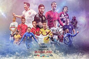 VTV chính thức xác nhận sở hữu bản quyền World Cup 2018