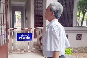 TAND TP Vũng Tàu vẫn chưa nhận được bản án giám đốc thẩm vụ Nguyễn Khắc Thủy