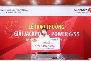 Kết quả Vietlott hôm nay (8/6): 'Chủ nhân' Jackpot liên tục đến Vietlott nhận thưởng