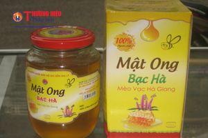 Hà Giang: Đề ra các giải pháp phát triển bền vững sản phẩm mật ong Bạc hà