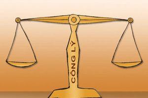 Bản án và dư luận