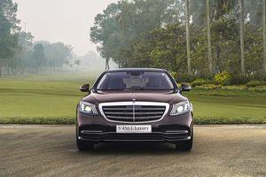 Mercedes-Benz Việt Nam chính thức ra mắt dòng xe S-Class mới, giá từ 4,2 tỷ đồng