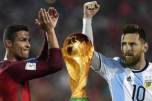 Ronaldo hay Messi sẽ tỏa sáng ở World Cup 2018?