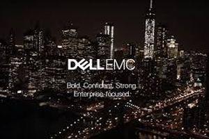 Dell EMC vượt trội trong thị trường lưu trữ toàn cầu trong quý 1 năm 2018
