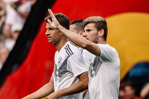 Đức chấm dứt mạch thua, sẵn sàng bảo vệ ngôi vương World Cup