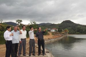 EVN đảm bảo an toàn hồ đập thủy điện trước mùa mưa bão