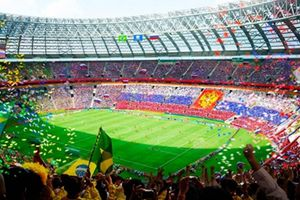World Cup 2018 và nước nga