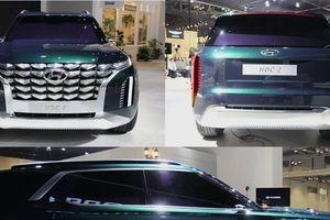 'Đại kiện tướng' Hyundai Grandmaster - SUV thực thụ đấu Toyota Prado
