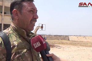 Quân đội Syria phát hiện hệ thống đường hầm hào phe thánh chiến tại Homs