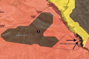 IS tấn công Abukamal, người Kurd Syria và Vệ binh Iran làm ngơ