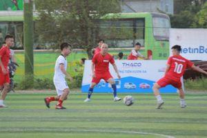VCK Presscup 2018: Báo Pháp luật Việt Nam – CLB PV Thể thao TP HCM