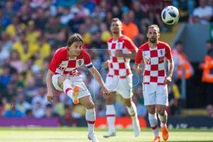 WORLD CUP 2018: BẢNG D: Croatia - Tái hiện vinh quang từ quá khứ