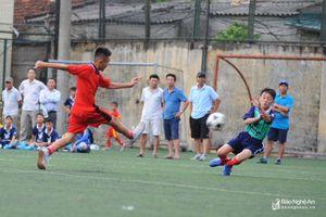 TN Đô Lương giành chiến thắng trước TN Cửa Lò với tỷ số 4-2