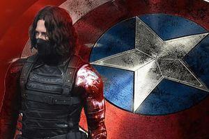 Sebastian Stan (Winter Solider) hạnh phúc vì đã không được nhận vào vai Captain America