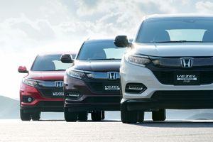 Honda HR-V bản facelift 2018 sớm ra mắt