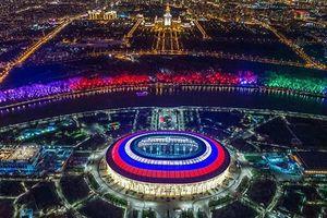 Lễ khai mạc World Cup 2018 có gì lạ?
