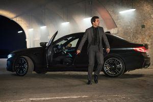 Tom Cruise sát cánh cùng BMW M5 trong Nhiệm vụ bất khả thi mới
