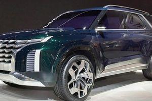HDC-2 Grandmaster concept: Chiếc SUV cỡ lớn đầy táo bạo của Hyundai