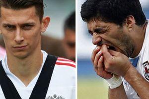 Tuyển thủ Nga đá xéo Suarez khi nhắc về... 'cẩu xực'