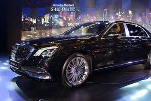 Mercedes-Benz Việt Nam ra mắt 3 phiên bản mới dòng S-Class với giá bán từ 4,2 tỷ đồng